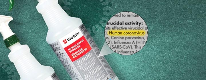 Eco Multi-Purpose Disinfectant