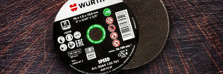 Speed Cut Off Discs