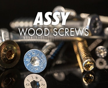 ASSY Wood screws
