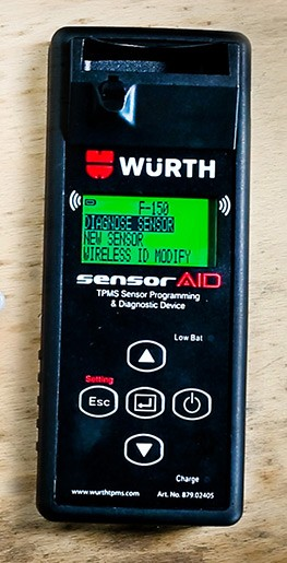 Sensor Aid