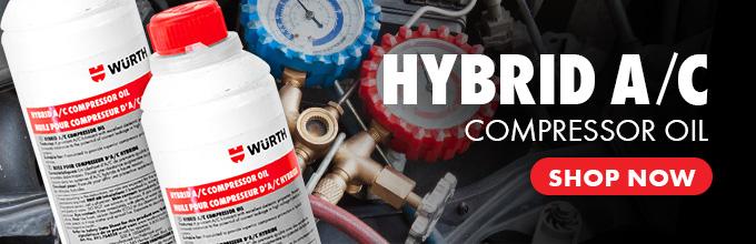 Hybrid A/C Compressor Oil