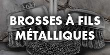 Brosses à fils métalliquese